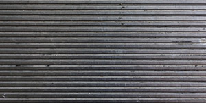 Corrugated Metal Sheet Texture