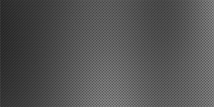 Dark Perforated Metal Background