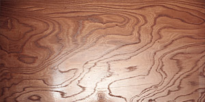 Elongated Wood Grain Background