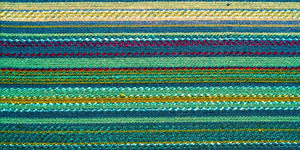 Fabric Striped Textile Background