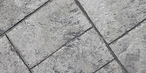 Grey Paving Stone Background