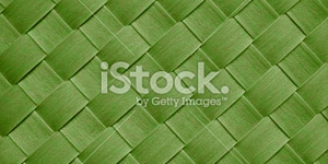 High Resolution Green Basket Background