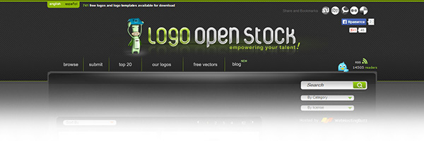 Logo Open Stock