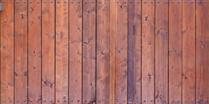 New Brown Fence Background