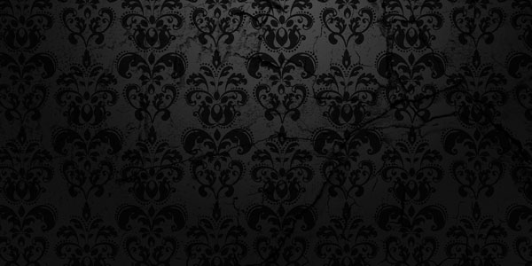 Patterned Black Background