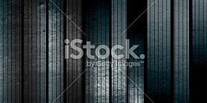 Silver Metal Lights Background