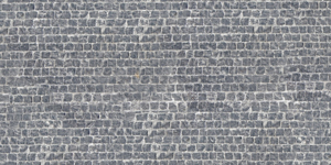 Square Black Rocks Background