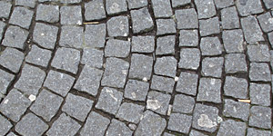 Stone Cobbles Background