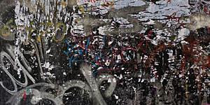 Street Graffiti Underground Wall Texture
