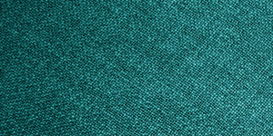 Teal Fabric Background