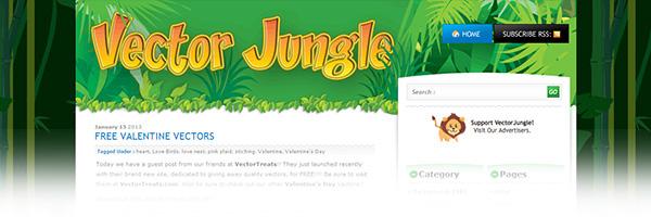 Vector Jungle
