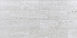 White Long Stone Tiles Background