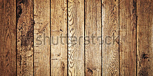 Wood Texture Background, Old Panels