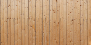 Yellow Wood Planks Background