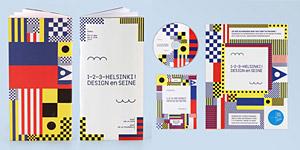 1–2–3–Helsinki! Design en Seine Brochure