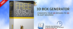 3D Box Generator PS Action