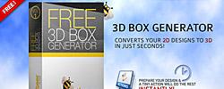 3D Box Generator PS Action