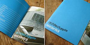 Architecture519 Brochure