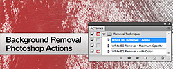 Background Removal Photoshop Actions
