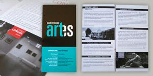 Centro de Artes Brochure
