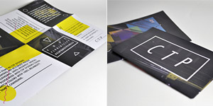 Computer to Plate Brochure