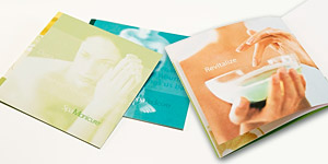 Creative Spa Brochure