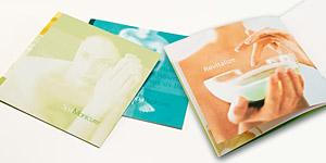 Creative Spa Brochure