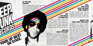 Deep Funk Records Brochure