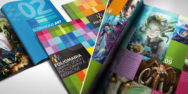 Foliomania Brochure