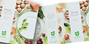 Foodland Spring Recipe Book Brochure
