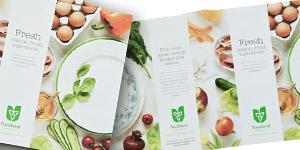 Foodland Spring Recipe Book Brochure