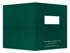 Folder Case Study: Fracassi & Associates