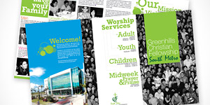 Greenhills Christian Fellowship South Metro Brochure