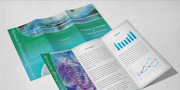 Healthcare Technology & Software Services Brochure