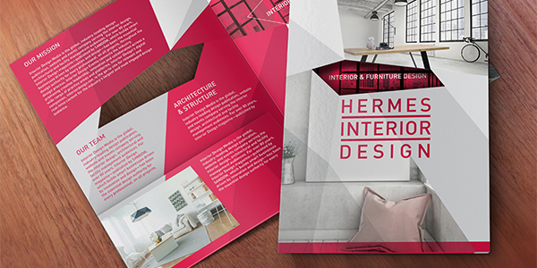 Hermes Interior Design Brochure