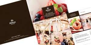 Hilton/ F&B Brochure