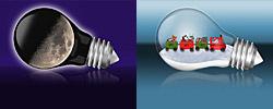 Light Bulb Actions