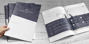 Mark Williams Commerce Brochure