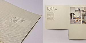 Matiere Grise Brochure
