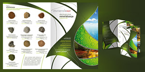 Brochure Design Ideas 50 beautiful printed brochure designs for your inspiration hongkiat Mineralkat Brochure