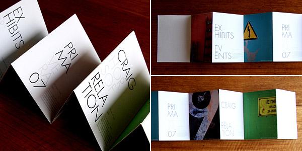 Museum of Contemporary Art Australia Brochure