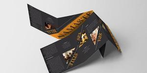 Namaste Salon & Spa Brochure