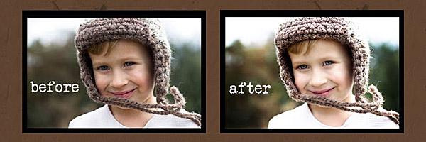 Perfect Portrait 3 PS Action