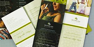 Reynolda Village Brochure