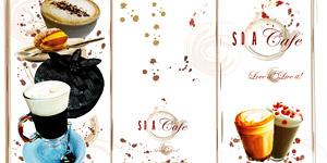 SDA Cafe Brochure