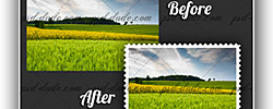 Stamp Generator PS Action