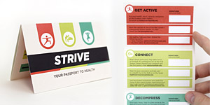 STRIVE Passport Brochure