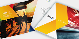 Tactix Credentials Brochure