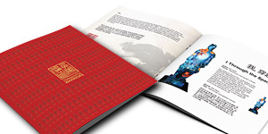 Terracotta Warriors Gala Guide Brochure