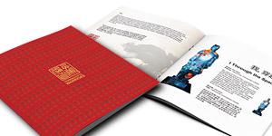 Terracotta Warriors Gala Guide Brochure